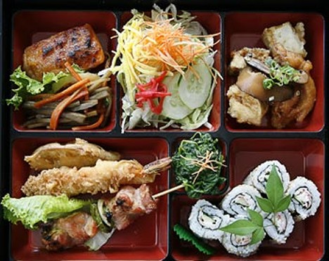 Shokado Bento, Natsunoya Tea House Banquet Room, Private Party | Honolulu, HI